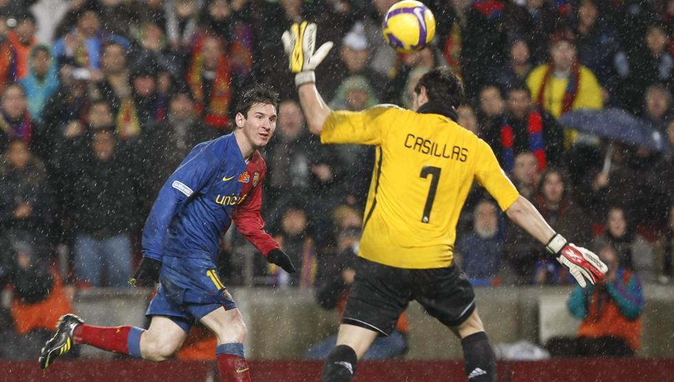 Tërheqja e Casillas, Messi: Iker simbol i La Ligës, ishte bukur ta kisha rival