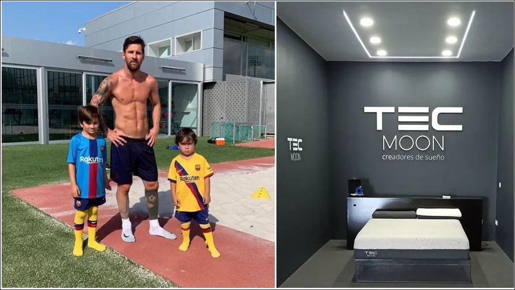 Dysheku me nano-grimca zgjidhja, si Messi po përballet me koronavirusin