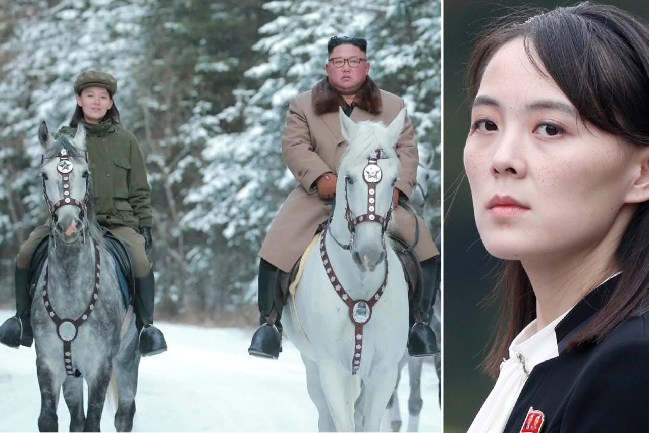 Motra më e keqe se i vëllai, kush është Kim Yo-jong që pritet të drejtojë Korenë e Veriut