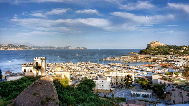 """Baiae, qyteti """"mëkatar"""" i Romës së Lashtë i zhytur në det"""