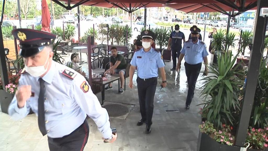 Dasma në pandemi, gjobitet pronari në Durrës, mbyllet lokali në Krujë