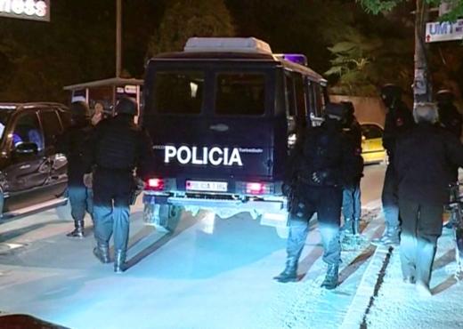 Të shtëna me armë zjarri në Sarandë