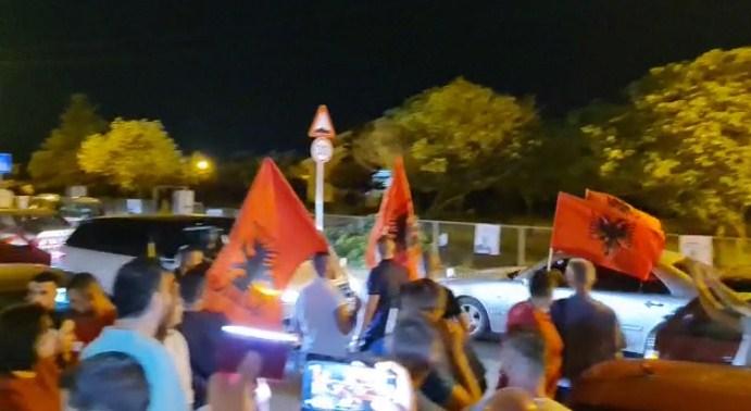 Koalicioni shqiptar fitoi dy mandate, festë kuq e zi në Malin e Zi