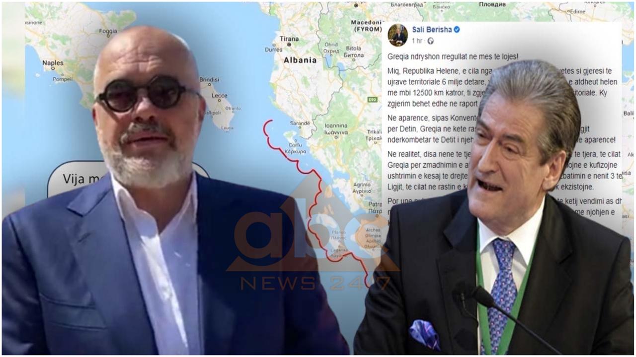 Rama, sërish për detin me Greqinë: Nuk e mbrojnë dot Berisha, Basha dhe Kryemadhi, une e çova në GJK