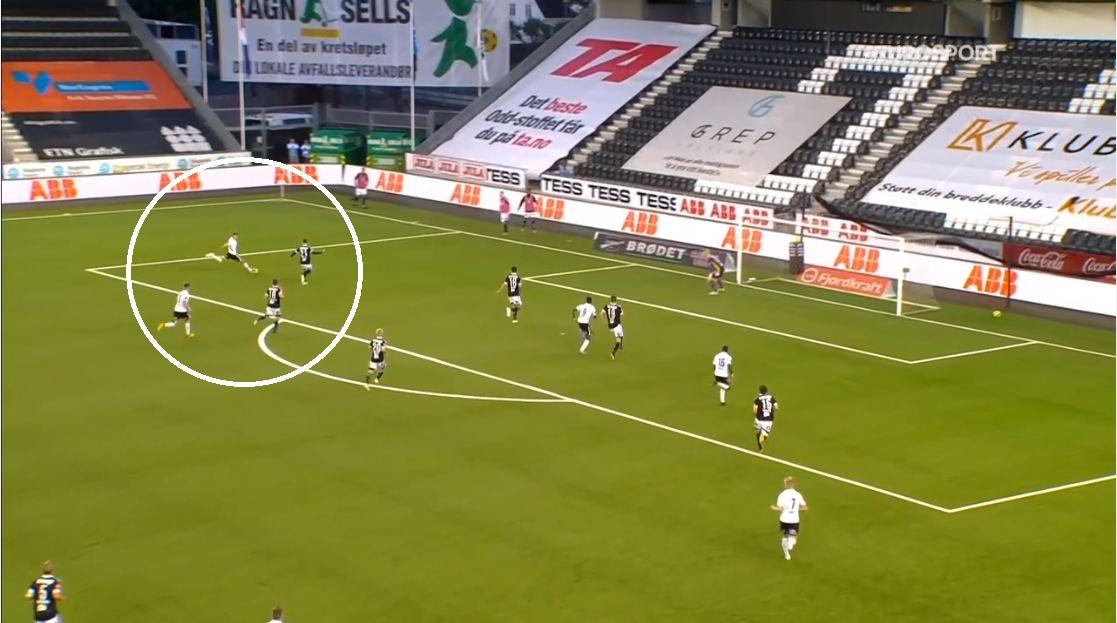 VIDEO/ Gol special, Rashani ndëshkon ish-skuadrën në Norvegji