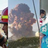 Shpërthimi në Beirut, dëshmitarët: Njerëz të gjakosur, ballkonet u shkëputën nga ndërtesat
