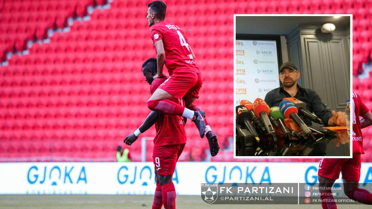 """""""Askush të mos vije për lek te Partizani, Daja kërkoi fushë e jo goleador"""""""