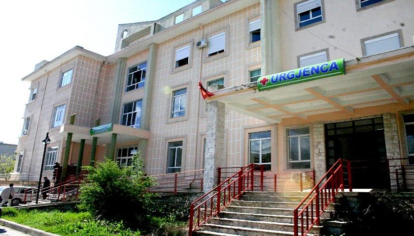 Nëndrejtori i spitalit Rajonal të Gjirokastrës rezulton pozitiv për Covid-19