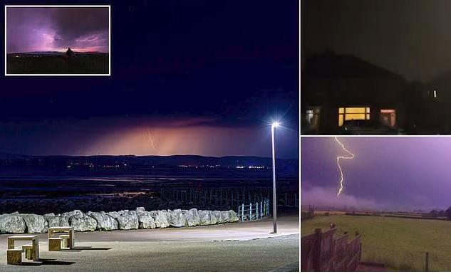 Një fenomen i pazakontë po ndodh shpesh netëve në qiejt e Britanisë së Madhe