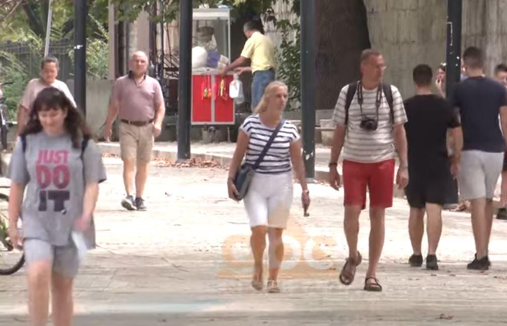 INSTAT: 76 % më pak turistë për periudhën janar-qershor 2020