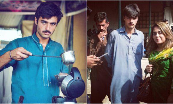 E rrallë/ Ishte thjesht një shitës çaji, por një fotografi i ndryshon jetën
