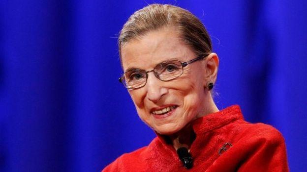 Ndahet nga jeta anëtarja e Gjykatës së Lartë amerikane, Ruth Bader Ginsburg