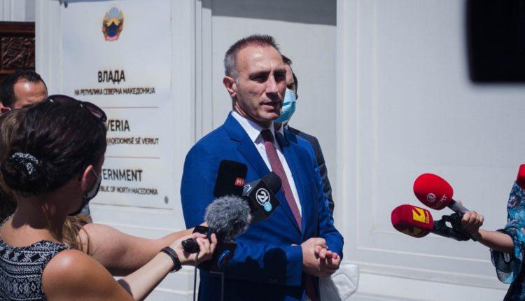 U emërua zv.kryeministër i parë, qeveria ndryshoi rregulloren e punës për postin e Grubit