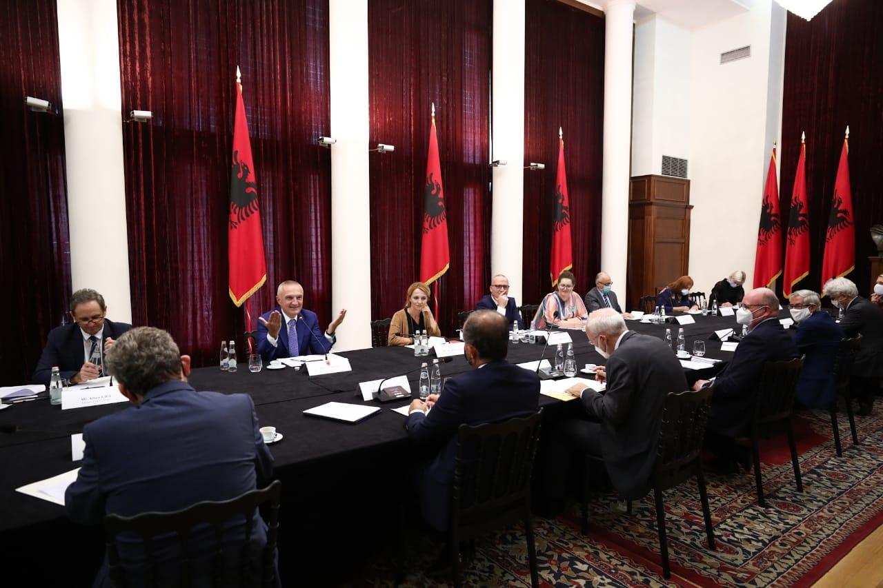 Takimi me ambasadorët, Meta: U përcolla angazhimin për plotësimin e 6 kushteve të BE
