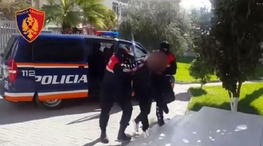 Nuk i ndaloi policit dhe e përplasi me makinë, arrestohet pas ndjekjes 32-vjeçari në Fushë-Krujë