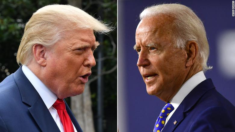 Zgjedhjet presidenciale në SHBA, Biden kryeson sondazhet