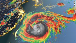 Korea e Jugut dhe e Veriut në alarm: Goditen nga dy tajfune te fuqishme brenda javës