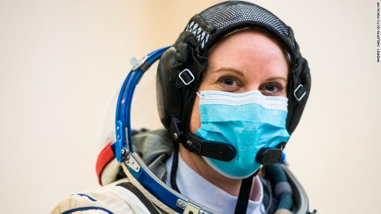 Astronautja e  NASA-s do të votojë nga hapësira