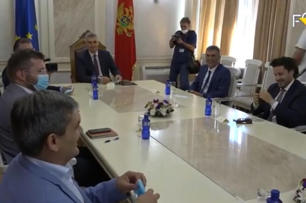 Seanca konstituive e Kuvendit të Malit të Zi më 23 shtator