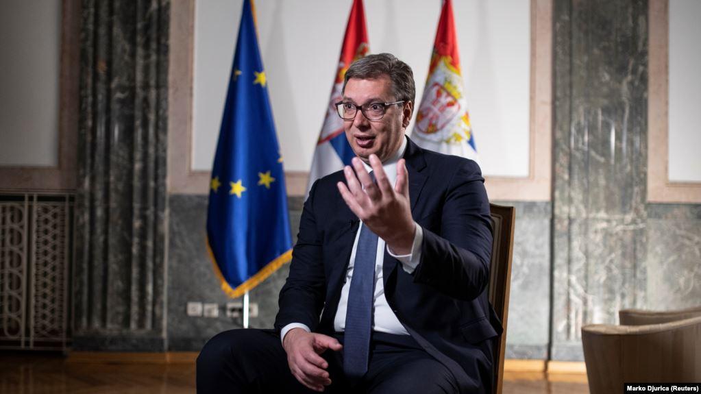 Vuçiç: Serbia plotësisht e përkushtuar për zgjidhje kompromisi për Kosovën