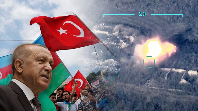 """""""Koha e llogarisë"""": Erdogan kërcënon Armeninë pas luftës me Azerbajxhanin"""