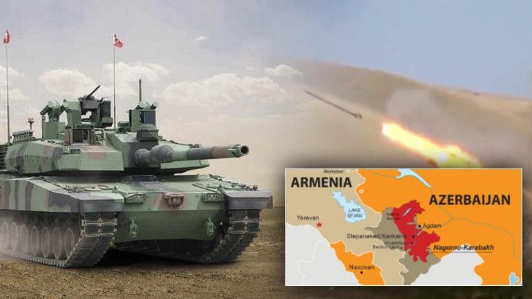 """Putini i """"tërheq veshin"""" Erdoganit: Mos i hidhni benzinë zjarrit në Kaukaz"""