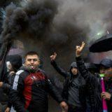 Sërish trazira prej protestave anti-raciste, plagosen 2 policë