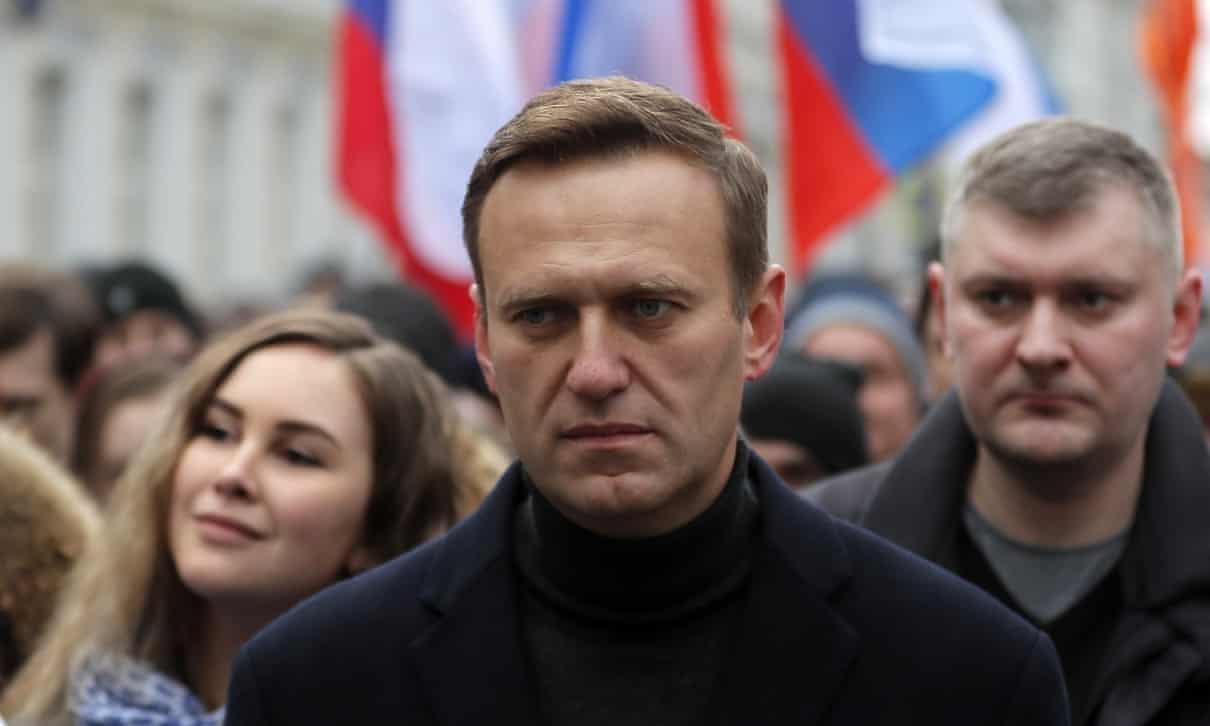 Helmimi i Navalny e ktheu kancelaren gjermane Merkel kundër Putin