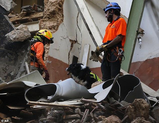 Mrekulli nga Beiruti? Një muaj pas shpërthimit, nën rrënoja dëgjohen rrahje zemre