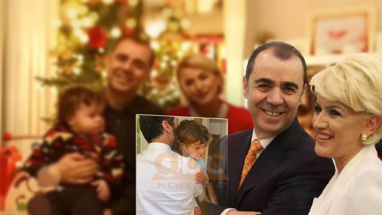 VIDEO/ Në krahët e Eduard Selamit, i biri bën prezantimin më të ëmbël me rastin e 3-vjetorit