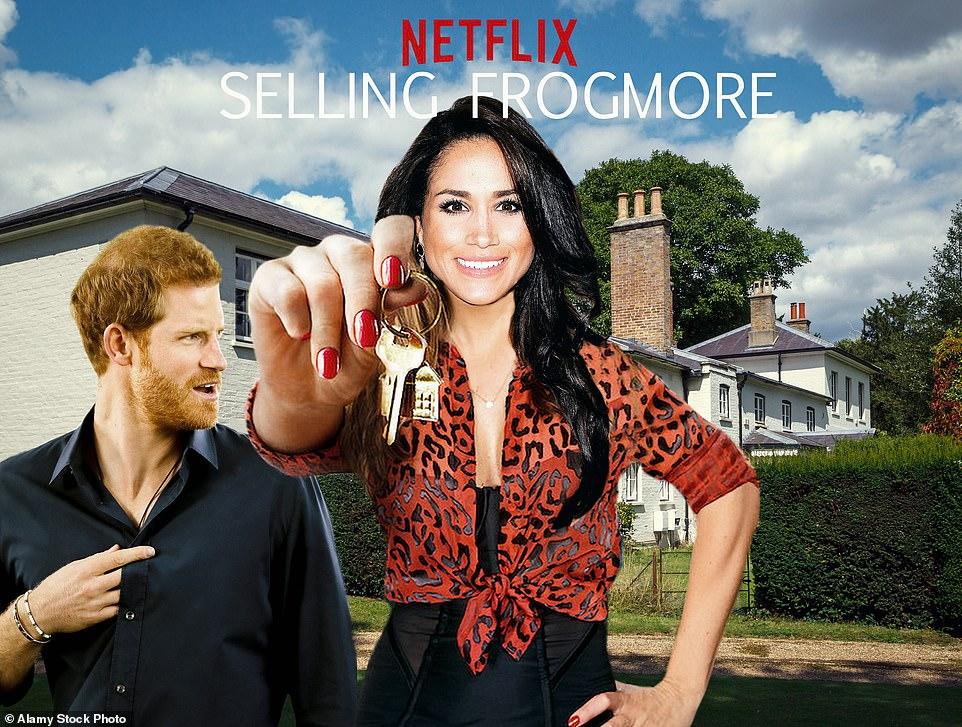 """Princi Harry dhe Meghan Markle nënshkruajnë marrëveshjen 112 milionë euro me """"Netflix"""""""