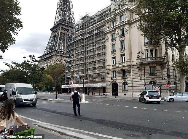 Raportim për bombë, evakuohet kulla Eiffel në Francë