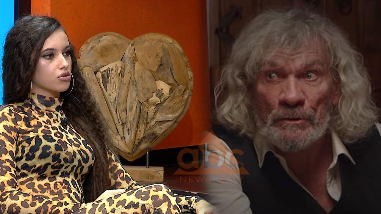 """""""E lëpiva te qafa"""", modelja tregon çfarë ndodhi mes saj dhe Bruno Shllakut te """"I love Tropoja"""""""