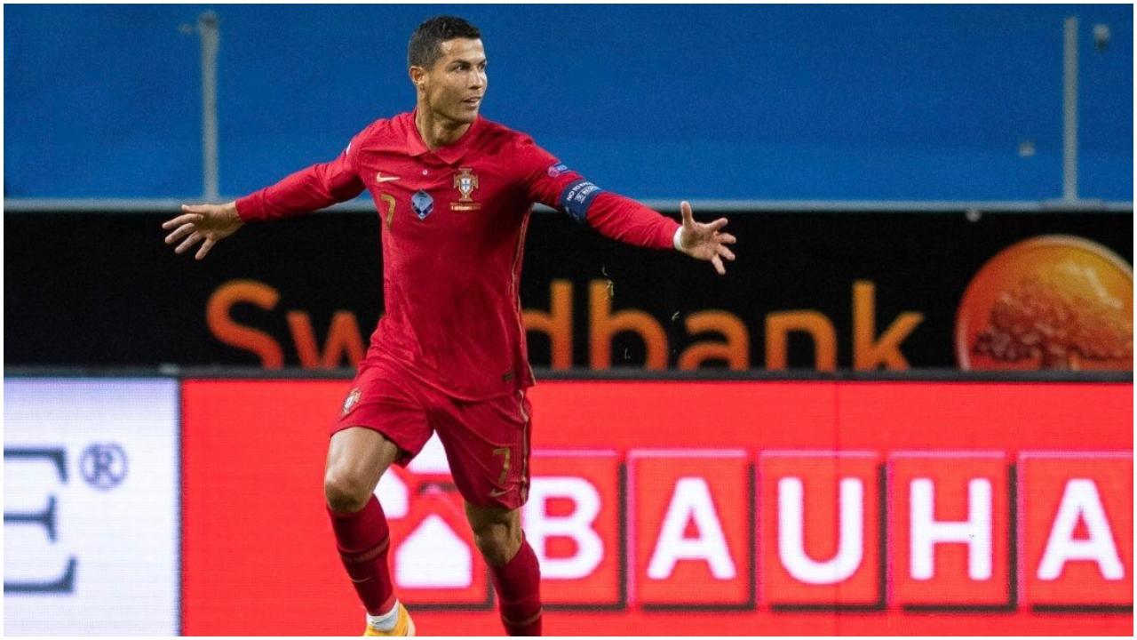 """VIDEO/ Mund ta quani """"CR100"""", Ronaldo shënon supergol!"""