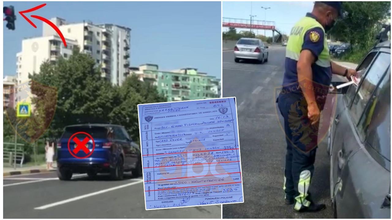 Shkelën rregullat e qarkullimit rrugor: Arrestohen 5 shoferë, u pezullohet leja e drejtimit 41 të tjerëve