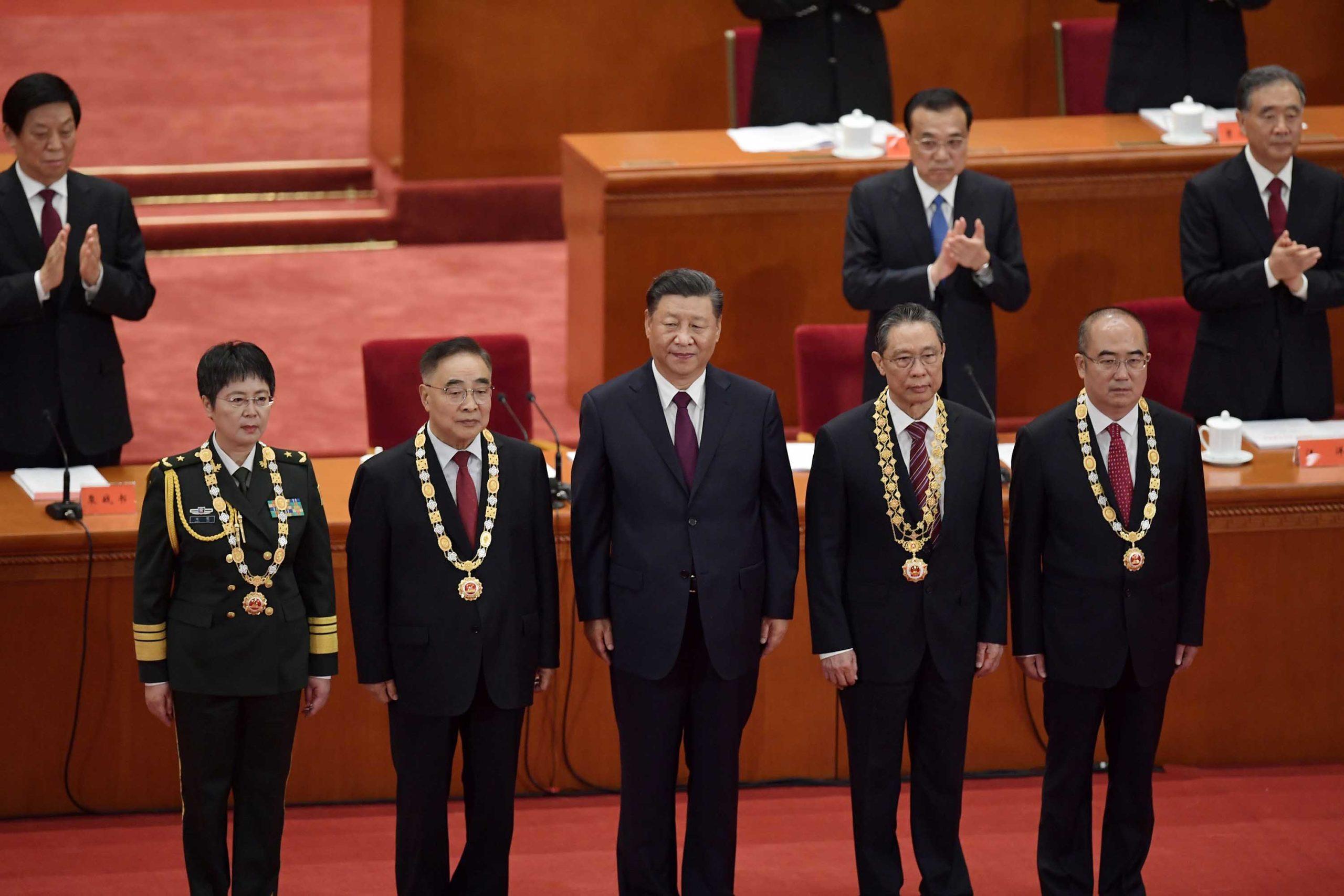 Presidenti Xi Jinping: Kina kaloi një provë historike me menaxhimin e Covid-19