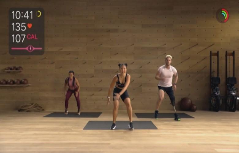 Nga yoga deri te çiklizmi, me shërbimin e ri Apple sjell palestrën në shtëpi