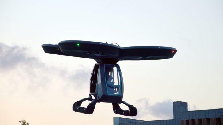U kry, Turqia teston me sukses makinën e saj të parë fluturuese