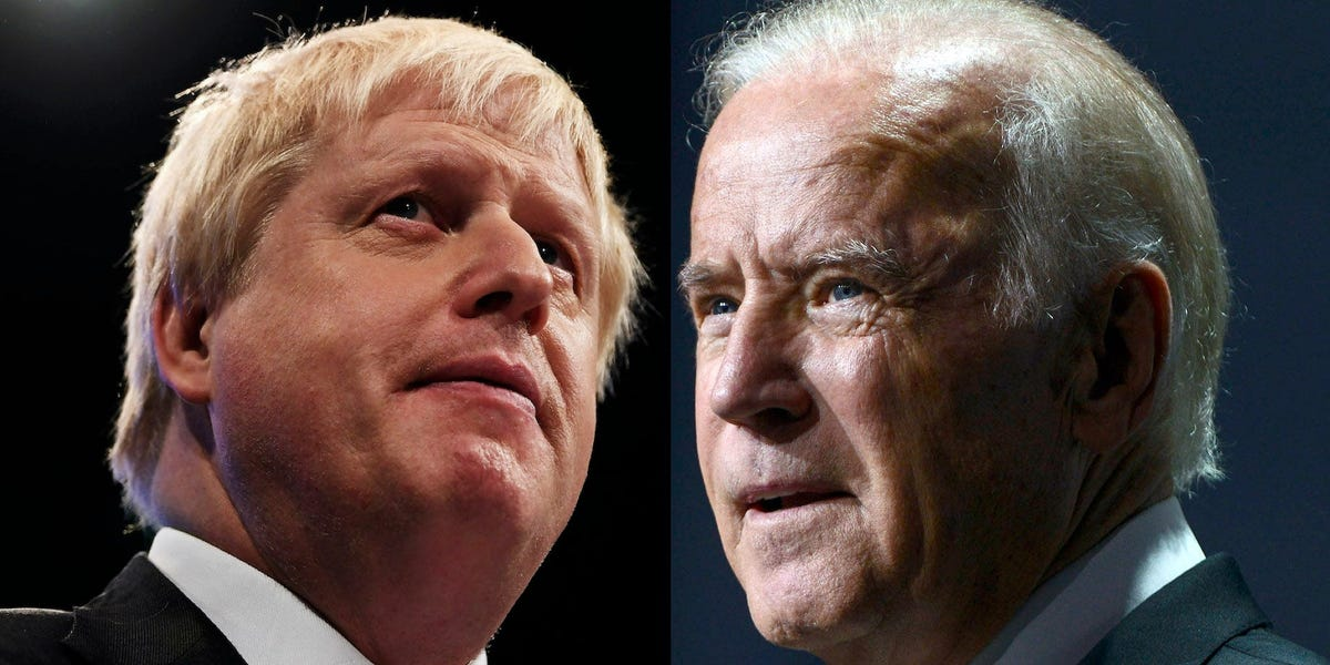 Biden i kundërvihet Johnson, ligji për tregun e brendshëm rrezikon paqen e Irlandës së Veriut