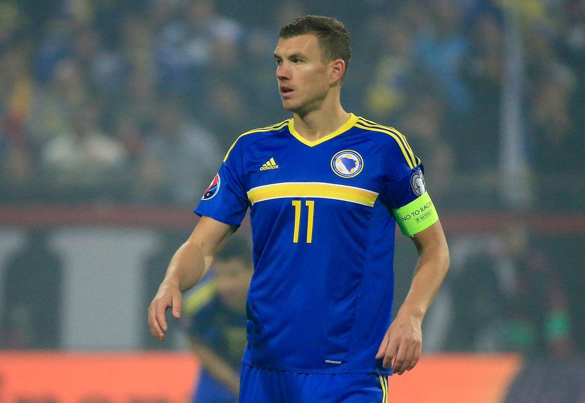VIDEO/ Dzeko nuk fal, Bosnja ndëshkon Italinë!