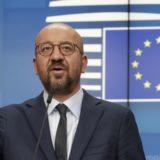 Shtyhet samiti i BE-së, Presidenti i Këshillit Evropian në vetëizolim