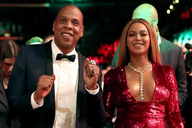"""FOTO/ Me kapele dhe maska mbrojtëse, Beyonce dhe Jay Z """"kapen mat"""" në New York"""