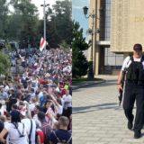 Vazhdojnë protestat në Bjellorusi, arrestohen mbi 360 persona