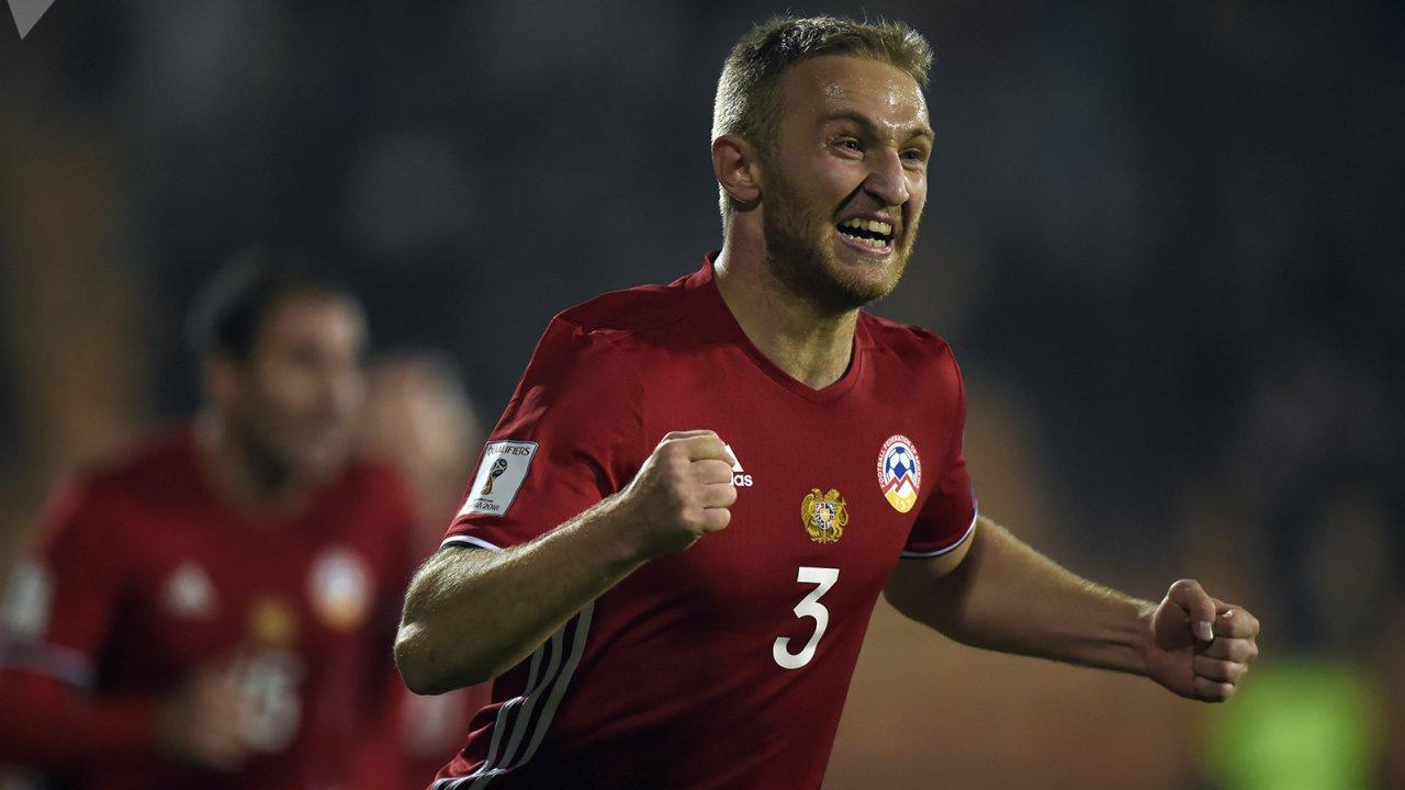 E rrallë: Shtyhet transferimi në Greqi, futbollisti armen vishet ushtar
