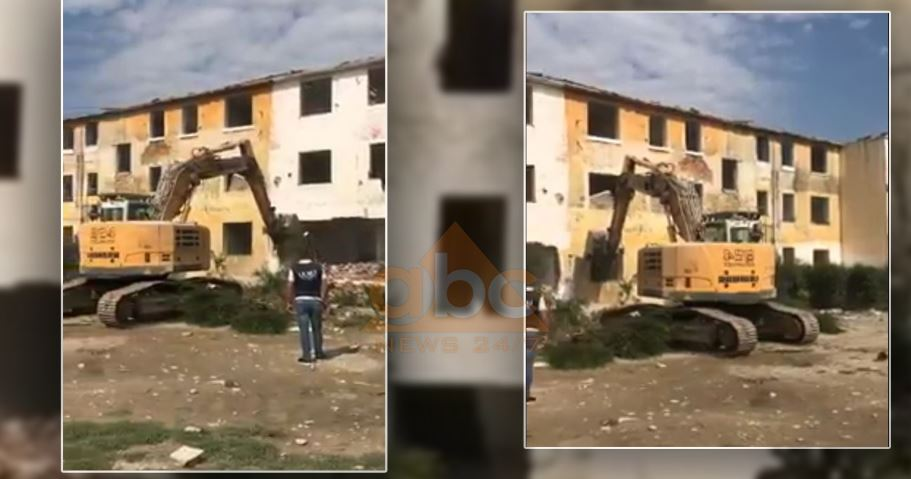 IKMT plan to demolite 12 buildings in Valias