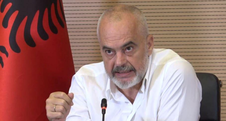 Prime Minister, Edi Rama pledges to increase minimum wage