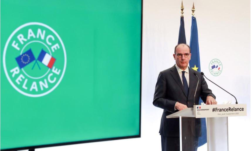 Rimëkëmbja e ekonomisë nga Covid-19, Franca akordon 100 miliardë euro