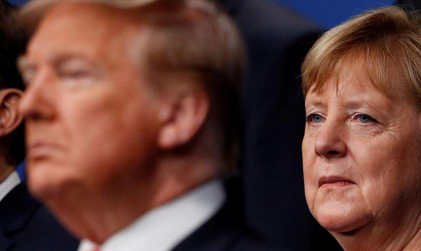 Sondazhi: Gjermanët i frikësohen më tepër politikës së Trump se sa koronavirusit