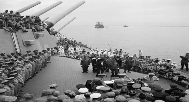 Shënohet 75-vjetori i përfundimit të Luftës së Dytë Botërore në SHBA