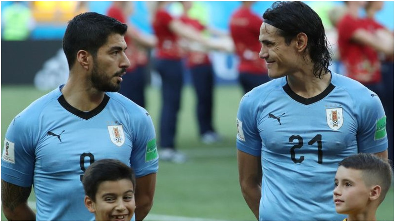 """Suarez apo Cavani për sulmin? """"Kasapi"""" këshillon Juventusin"""